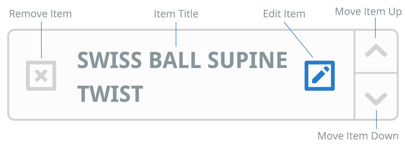 Programme Contents tile